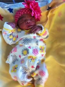 Newborn Avah